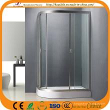 CE и ISO9001 в 2008 прямоугольная душевая кабина (АДЛ-8026L/Р)