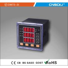 Цифровой трехфазный измеритель тока Dm72-3I