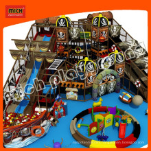 Patented Indoor Design Playground for Children