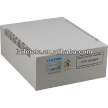 SVC-S Alta precisão full-automatic estabilizador de tensão CA SVC-S500VA 220v