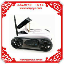RC tanque anfibio iPhone controlado tanque RC con cámara de video