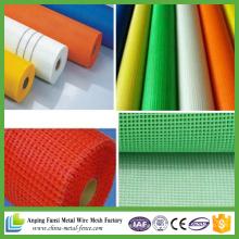 China fornecimento Whloesale construção fibra de vidro malha para venda