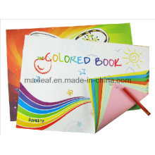 A4 Color Drawing Pads (PADA4-8-202)