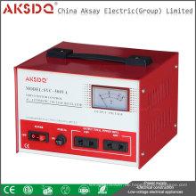 Full Copper Home Einphasig 50HZ / 60HZ 220v SVC 0.5KVA ~ 30KVA Servo Kühlschrank Automatische Spannungsstabilisator Herstellung