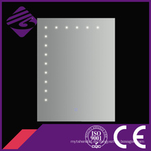 Jnh169 Fogless Point Light LED espejo de baño Hecho en China