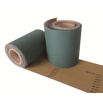 Zirconium Oxide Abrasive Cloth Roll Zk326X