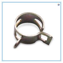 Grampo de mangueira de mola para peça de motor, disponível em várias especificações