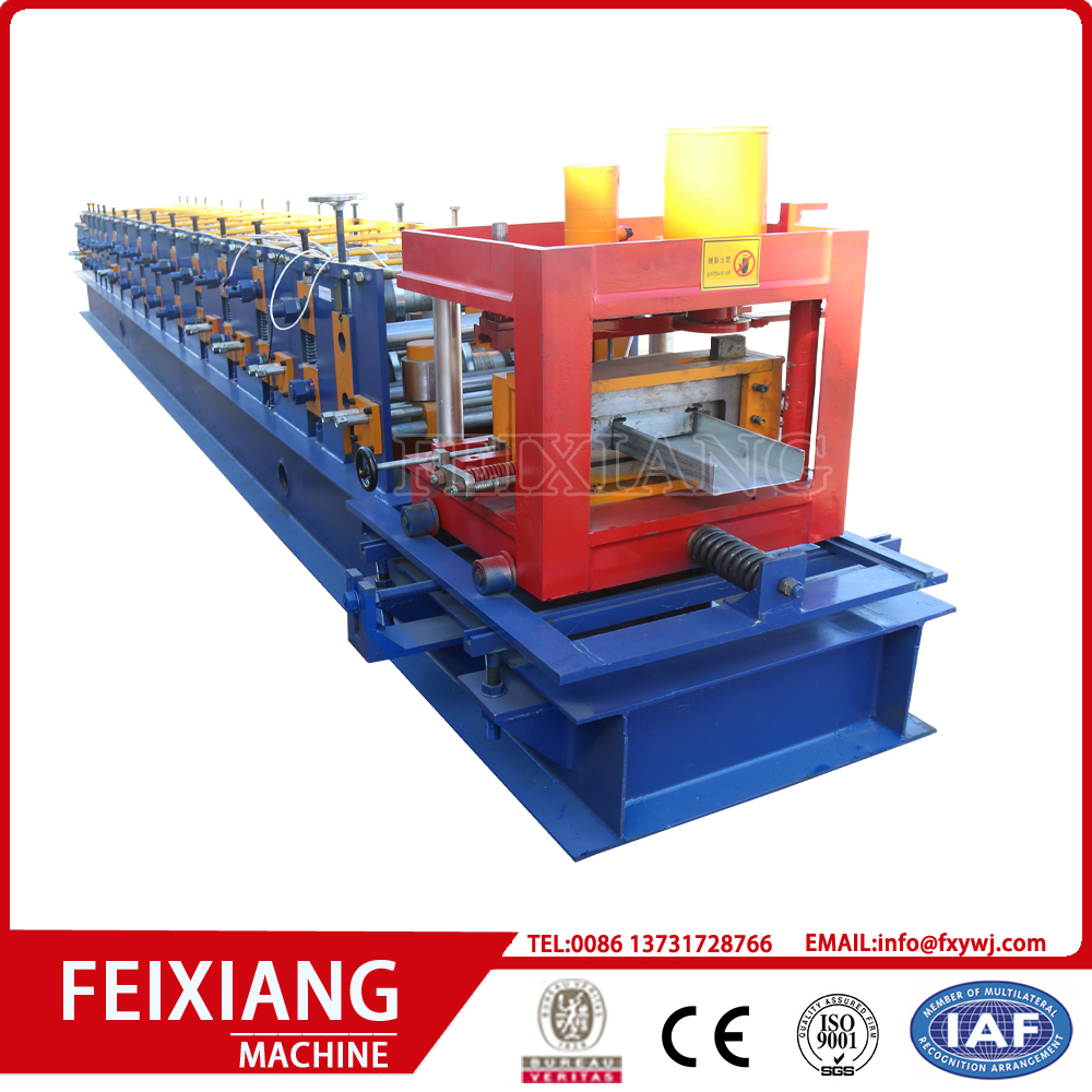 C Z Section Roll Forming Machine