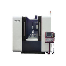 VHT series vertical turning complex machining center