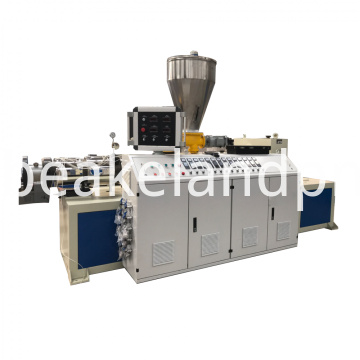 High Quality Double Screw Extruder