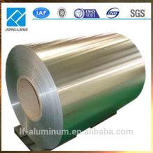 Bobine en aluminium brossé de couleur de bonne qualité pour décoration