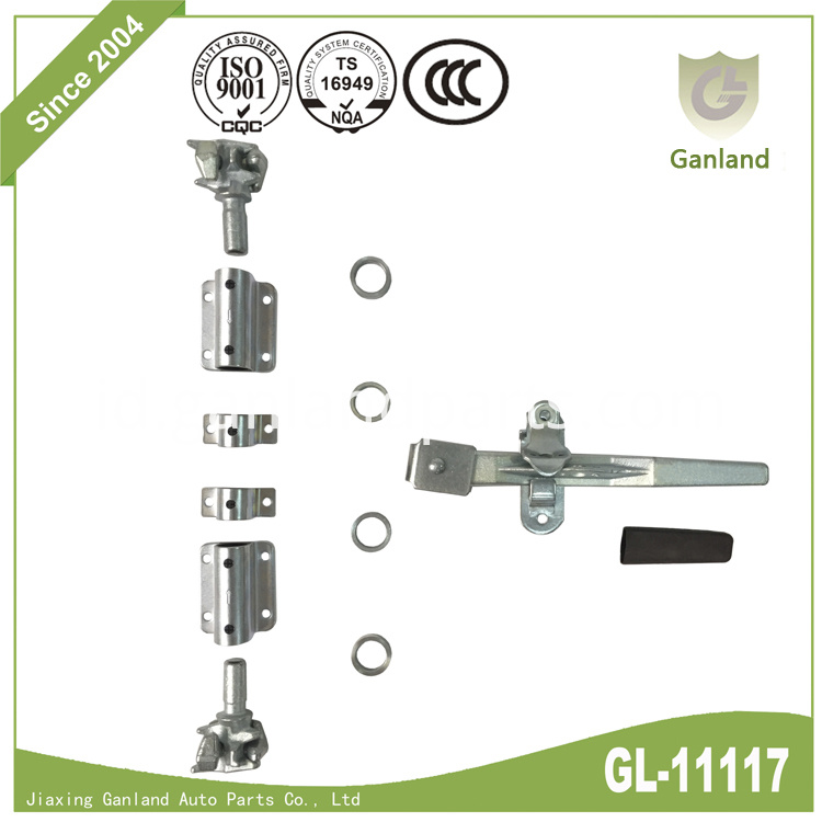 Cargo Trailer Bar Lock GL-11117