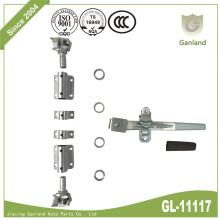 Engranaje de bloqueo de la puerta del contenedor de envío estándar