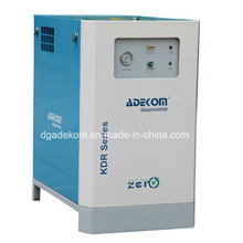 Laboratory Medical Mini Silenced Oil Free Scroll Air Compressor (KDR3012D-50)