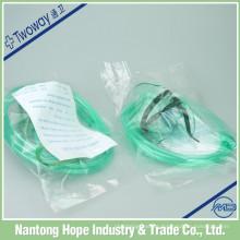 Einweg-Sauerstoffmaske mit CE