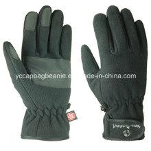Теплые перчатки зимнего лыжного флиса