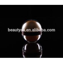 70g Emballage en acrylique de luxe en crème de crème cosmétiques