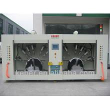 Máquina de soldadura de plástico Ultrasonic Auto Hubcap ISO, CE, SGS certificación autorizada
