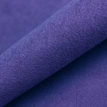 Merveilleux substitut en cuir véritable en microfibre douce pour sac