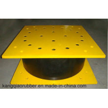 Professional Damping Rubber Bearing for Building Construction