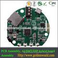 dvd player pcba FR4 immersion gold sensor pcb board assembly pcb assembly shenzhen