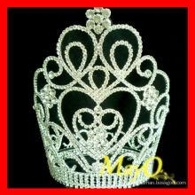Grandes couronnes de grand cristal