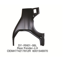 20 Years Factory for Fenders For Renault,Car Fenders For Renault,Left Car Fender Manufacturers and Suppliers in China Rear fender for RENAULT/DACIA LOGAN 2004-2012 supply to Haiti Manufacturer