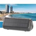 Солнечная беспроводной bluetooth динамик для небольшой звук