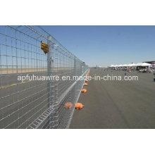 Feuerverzinkter temporärer Zaun zum Verkauf