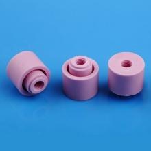 Aluminum ceramic pink ceramic standoff