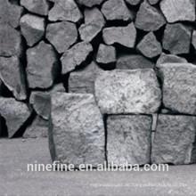 kohlensäurehaltige Produkte mit hohem Schwefelgehalt Gießereikoks mit niedrigem VM-Wert 90-120 mm von Shanxi