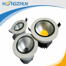 Décoration intérieure cob dimmable led downlight