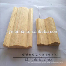 Деревянная отделка потолка