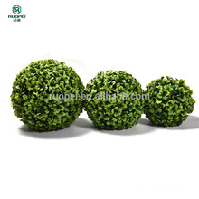 fake grass ball artificial topiary garden ball for ceiling decor