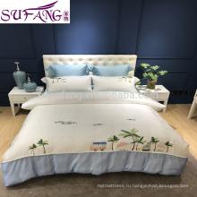 Образцы доступные 200x220cm 60-х годов низкая цена хлопок постельное белье постельные принадлежности