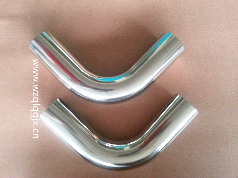 Special Welded Extension Elbow