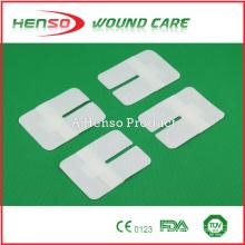 Colocación de heridas con catéter HENSO IV