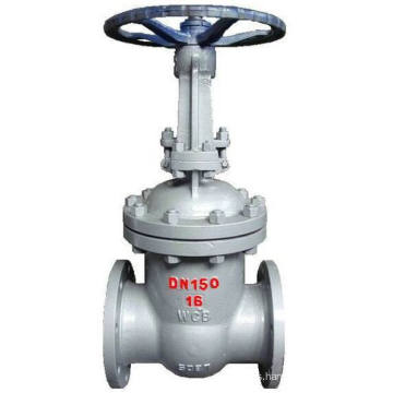 Stainless Steel Flanged Ends Gate Valve