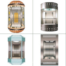 Glass Sightseeing Elevator for Sale