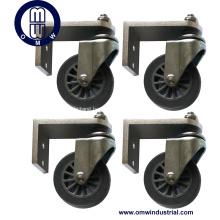 Caster Wheel Kit For Surface Cleaner