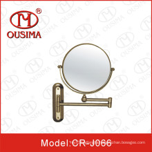 Wall Mounted Bathroom Folded Makeup Mirror
