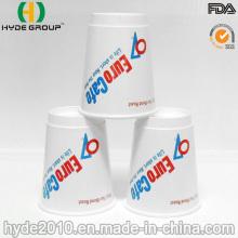 16 oz tasse en papier biodégradable Double paroi