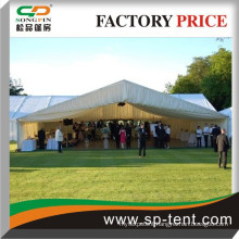15x30m White Roof Wedding Tent Giant Tents Material PVC White Fabric
