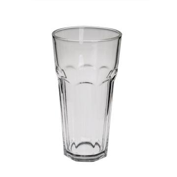 Gobelet classique en verre à boire long