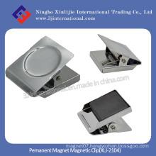 Rare Earth Sintering Ferrite Pemanent Magnet Magnetic Clip (XLJ-2104)
