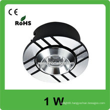 Factory direct-selling top quality 1W LED aluminum ceiling light