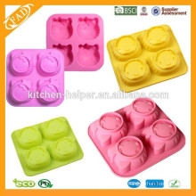 New Arrival Silicone Chocolate Mold Hello Kitty