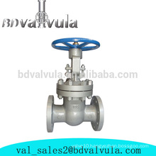 stem gate valve A216 wcb