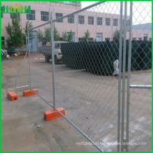 Временный заградительный забор