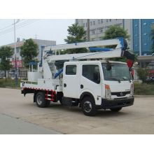 2018 new NISSAN electric steel lifting platform truck